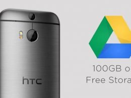 HTC 100 Go Google Drive