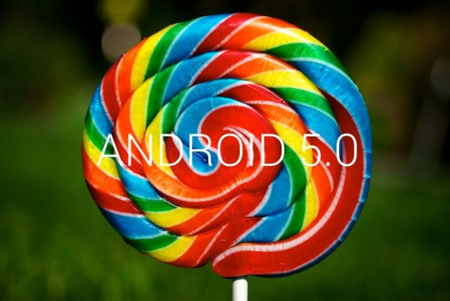 Android Lolilop 5.0