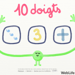 Marbotic : Application 10 doigts
