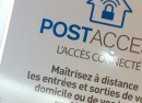 Postaccess : La porte connectée par La Poste