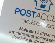 Postaccess : La porte connectée par La Poste