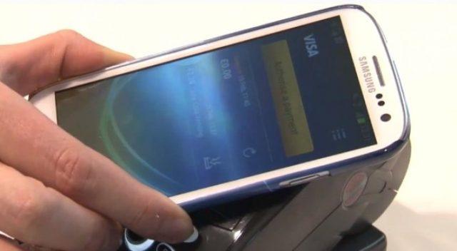 Samsung paiement sans contact