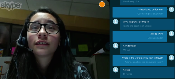 Skype Translator : Traduction anglais-espagnol à la volée