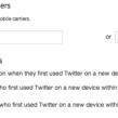 Twitter : Nouvelles options de ciblage publicitaire mobile