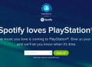 PlayStation Music : Partenariat entre Sony et Spotify