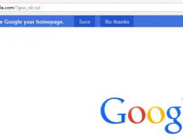 Firefox : Google comme moteur de recherche par défaut