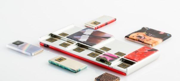 Project Ara : Les nouveautés du smartphone modulaire