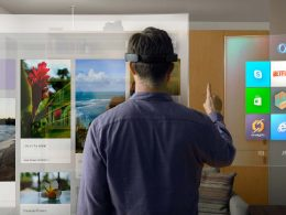 HoloLens de Microsoft