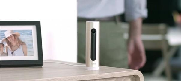 Netatmo Welcome : La caméra qui reconnaît les membres de votre famille