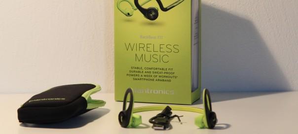 Plantronics BackBeat FIT : Test des écouteurs bluetooth de sport