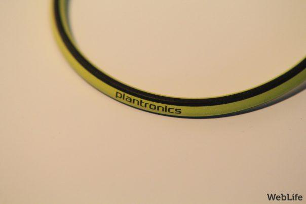 Plantronics BackBeat FIT : Tour de nuque