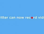 Twitter lance son studio vidéos et photos