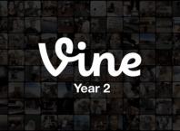 Vine : 2ème anniversaire