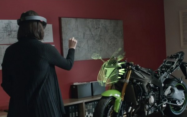 Windows : Hololens