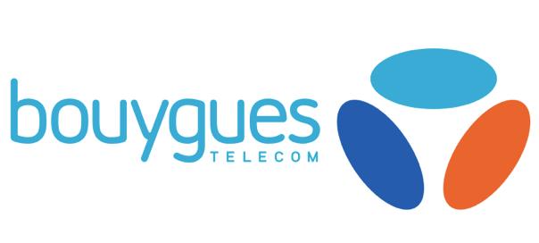 Nouveau logo Bouygues Telecom