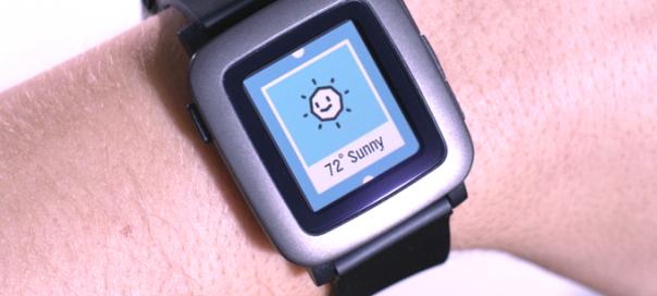 Pebble Time : La nouvelle montre connectée dévoilée