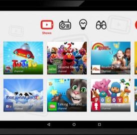 YouTube Kids : Une application à destination des plus jeunes