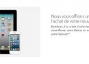 Apple Store : Reprise de votre ancien smartphone même non iOS