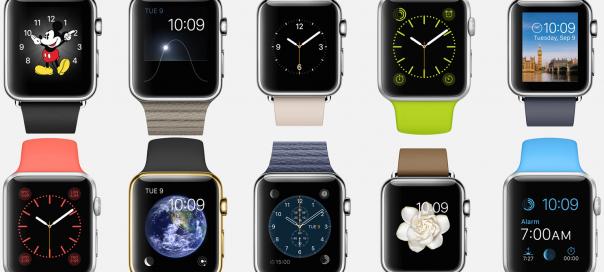 Apple Watch dépasse déjà ses concurrents avec les pré-commandes