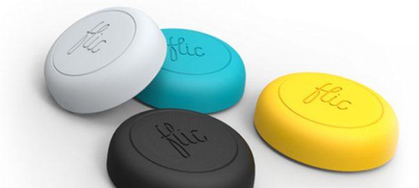 Flic : Choix des couleurs & envoi des premiers boutons