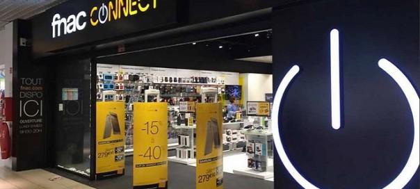 La Fnac lance sa boutique physique dédiée aux objets connectés