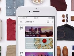 Google Calendar pour iOS
