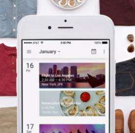 Google Agenda arrive sur iOS pour l'iPhone