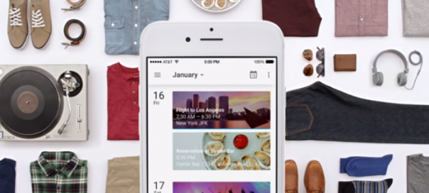 Google Agenda arrive sur iOS pour l'iPhone