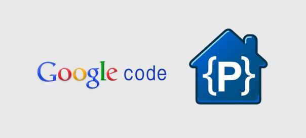 Google Code : Fermeture du service en janvier 2016