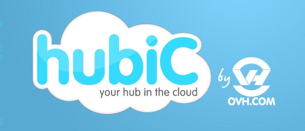 HubiC : 10To de stockage cloud pour 50 euros par an
