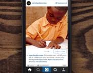 Instagram : Carrousel de photos et publicités en France