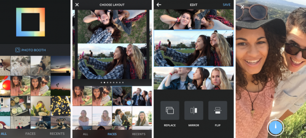 Instagram : L'application de collages Layout disponible sur Android