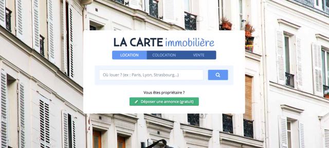Logo La Carte Immobilière