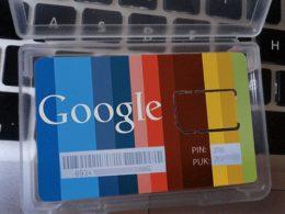 Opérateur Mobile Google