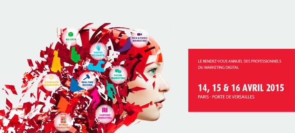 Salon E-marketing Paris 2015