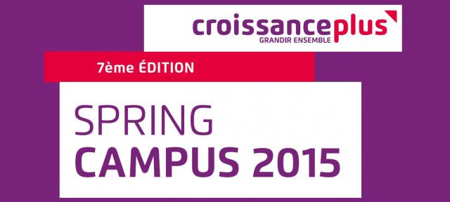 Logo Spring Campus 2015