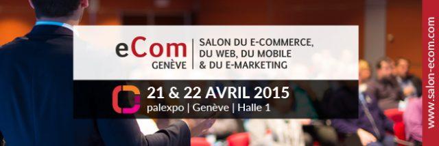 Salon eCom Genève