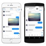 Facebook : Appels vidéo - Bouton
