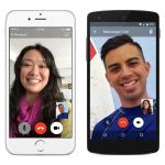 Facebook : Appels vidéo - Discussion