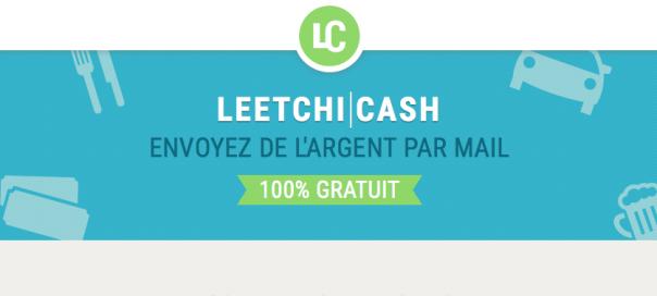 Leetchi Cash : Le remboursement d'argent par mail
