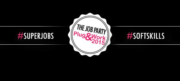 Logo Plug&Work 2015