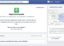 Facebook : Safety Check utilisé au Népal
