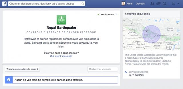 Safety Check Nepal