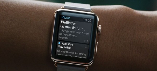 Apple Watch : Date de disponibilité raccourcie