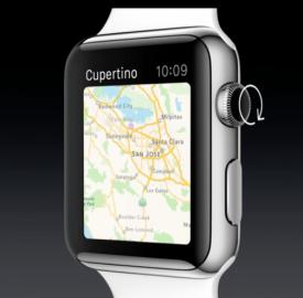 Apple : Rachat de l'entreprise de GPS Coherent Navigation