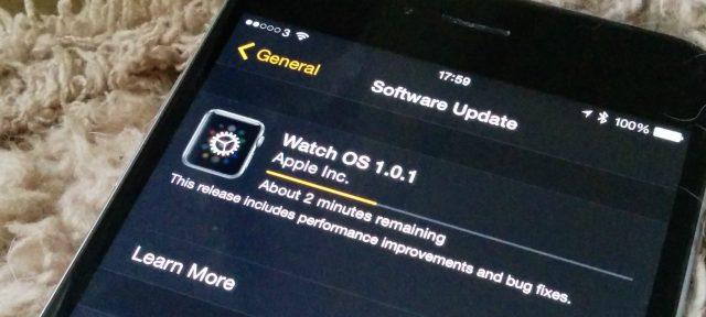 Apple Watch OS