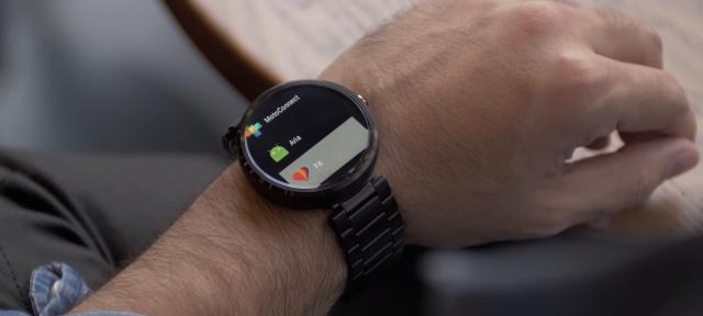 Aria pour smartwatch