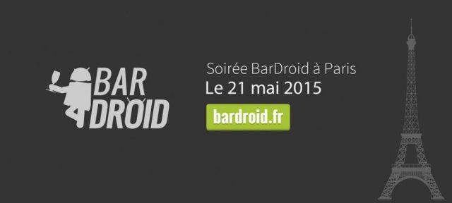 BarDroid #2