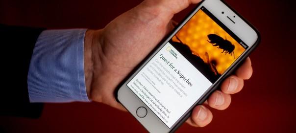Facebook : Déploiement de Instant Articles sous iOS