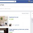 Facebook : Les petites annonces prennent du galon